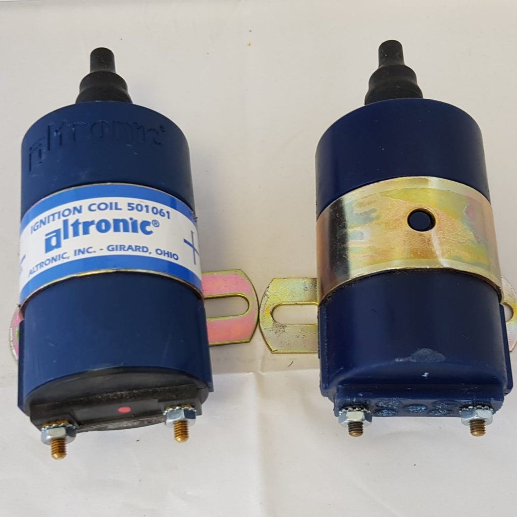 Altronic bobines voor gasmotoren